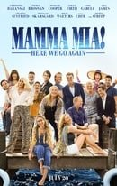 Mamma Mia! Here We Go Again                                  (2018)