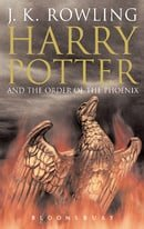 Harry Potter and the Order of the Phoenix (Adult Edition, Book 5)