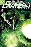 Green Lantern Rebirth (2004) 	#1-6 	DC 	2004 - 2005
