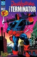 Deathstroke the Terminator (1991 1st Series) 	#0-60 	DC 	1991 -1996