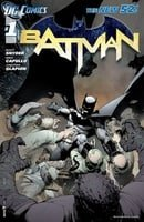 Batman (2011 2nd Series) 	#0-52 	DC 	2011 - 2016