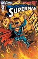 Superman (2011 3rd Series) 	#0-52 	DC 	2011 - 2016