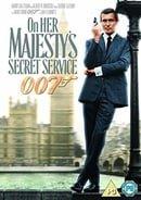 James Bond - On Her Majesty