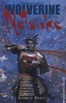 Wolverine Netsuke (2002) #1-4 Marvel 2002 - 2003