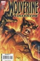 Wolverine Firebreak (2007) #1 Marvel 2008