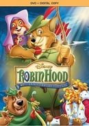 Robin Hood (Disney Gold Classic Collection)
