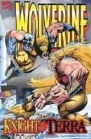 Wolverine Knight of Terra (1995 Marvel) Aug 1995