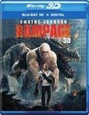 Rampage 3D (Blu-ray 3D + Digital)
