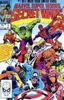 Marvel Super Heroes SECRET WAR