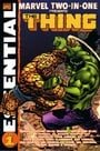 Essential Marvel Two-In-One Volume 1 TPB: v. 1 (Essential (Marvel Comics))