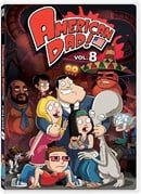 American Dad! Volume Eight