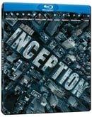 Inception (Limited Edition Blu-ray Steelbook) [Blu-ray + DVD + Digital Copy]