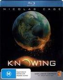 Knowing Blu-Ray SteelBook (Australia)