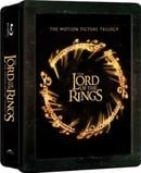Lord of the Rings Trilogy Blu-Ray SteelBook (Canada)