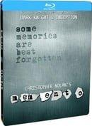 Memento Blu-Ray SteelBook (Canada)