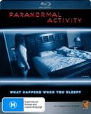 Paranormal Activity Blu-Ray SteelBook (Australia)
