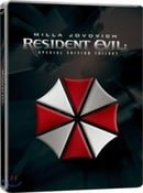 Resident Evil Trilogy Blu-Ray SteelBook (Korea)