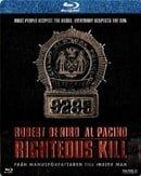 Righteous Kill Blu-Ray SteelBook (Sweden)