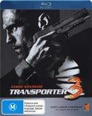 Transporters 3 Blu-Ray SteelBook (Australia)