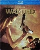 Wanted Blu-Ray SteelBook (Germany)