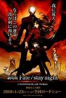 Gekijouban Fate/stay night: Unlimited Blade Works