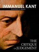 Critique of Judgment (Hackett Publishing)
