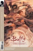 Buffy the Vampire Slayer Season 8: #15 Wolves at the Gate, Part 4
