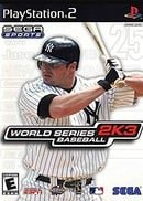Sega Sports: World Series Baseball 2K3