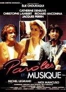 Paroles et musique                                  (1984)