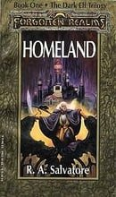 Homeland (Forgotten Realms: The Dark Elf Trilogy - Book One)