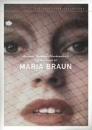 The Marriage of Maria Braun - Criterion Collection