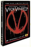 V for Vendetta (2-disc LE Steelbook) - Region 3