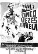 Cinco vezes Favela