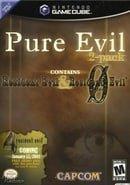 Pure Evil 2-pack: Resident Evil & Resident Evil Zero