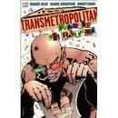 Transmetropolitan: Vol. 3 - Year of the Bastard
