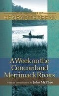 A Week on the Concord and Merrimack Rivers (The Writings of Henry D. Thoreau)