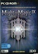 Might and Magic IX (EU)