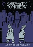 Make Way for Tomorrow - Criterion Collection