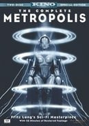 Metropolis (The Complete Cut)