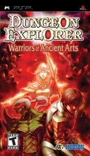 Dungeon Explorer: Warriors of Ancient Arts