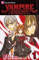 Vampire Knight, Volume 1