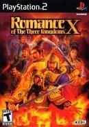Romance of the Three Kingdoms X
