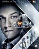 X-Men: First Class (Limited Edition) [Blu-ray]