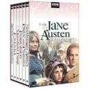 The Complete Jane Austen BBC Collection : Pride and Prejudice / Sense and Sensibility / Mansfield Pa