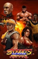 Streets of Rage Remake 5 (Fangame)