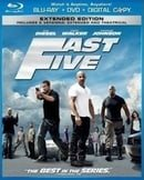 Fast Five [ Blu-ray / DVD / Digital Copy] (Extended Edition)