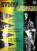 Kvinna i leopard