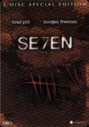 SEVEN / SE7EN - Lim. Steel Case 2 disc Collector
