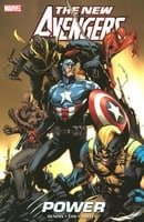 New Avengers Volume 10: Power