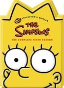 The Simpsons - The Complete Ninth Season (Collectible Lisa Head Pack)